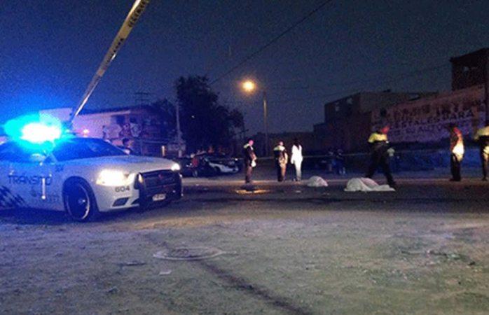 Muere joven ciclista al ser atropellado por dos vehículos