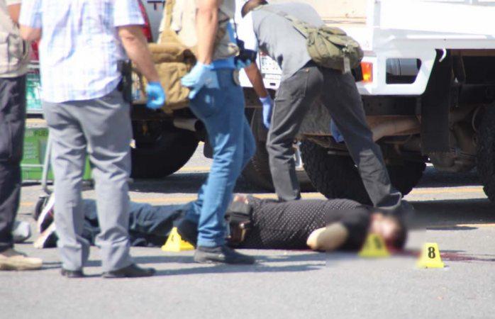 Identifican a víctima de ejecución en Sams