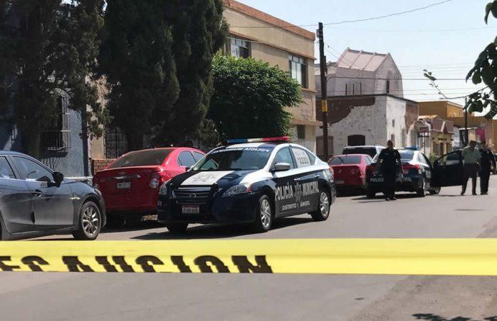 Se suicida de un disparo mujer de la tercera edad