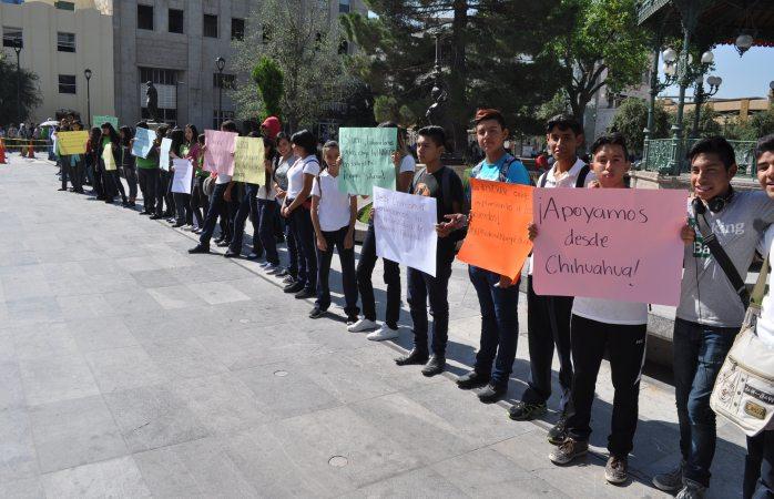 Piden apoyo para formalizar tres centros educativos en Cerro Grande