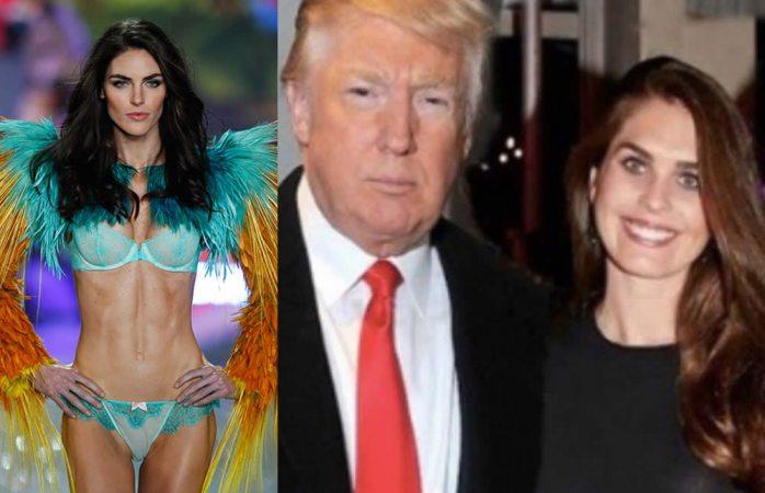De ex modelo a jefa de comunicaciones de Trump