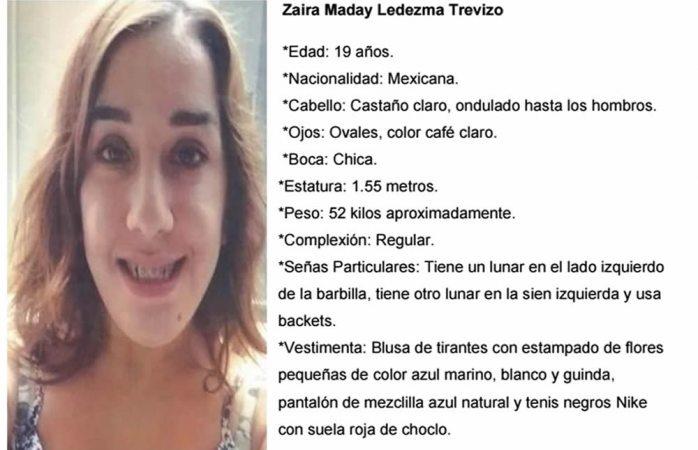 Hallan en la colonia Villa Juárez a joven desaparecida