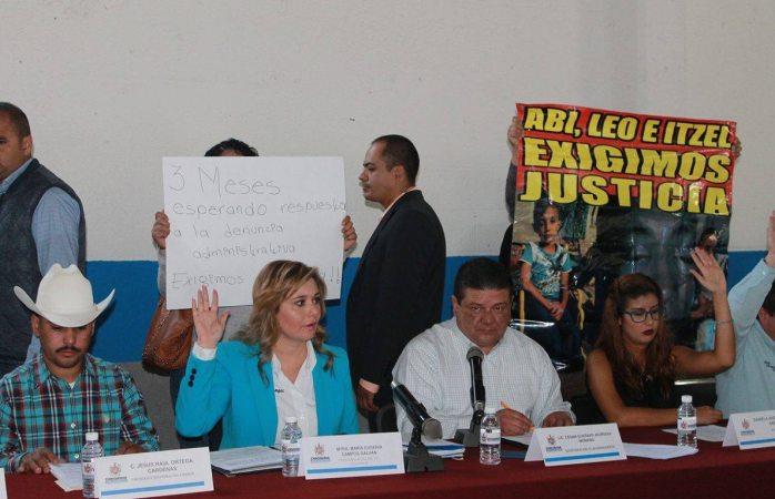 Interrumpen sesión por caso Nacho Galicia en El Charco