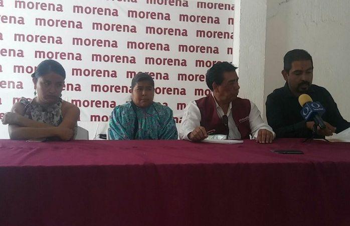 Exige Morena den a Tarahumaras credenciales de descuento en transporte