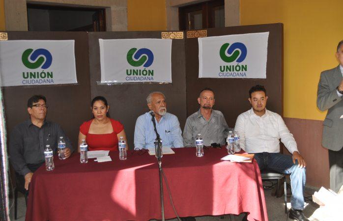 Desaira TSJ y congreso convocatoria de Unión Ciudadana