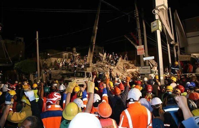 Se dañaron 140 mil edificios por sismos