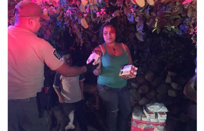 Viajan agentes de Vialidad a la Cdmx para entregar apoyos