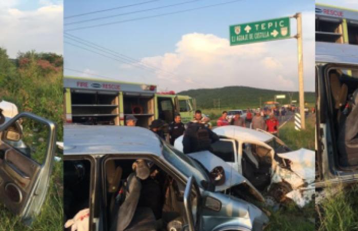 Banda de Toño Lizarraga sufre terrible accidente: muere uno