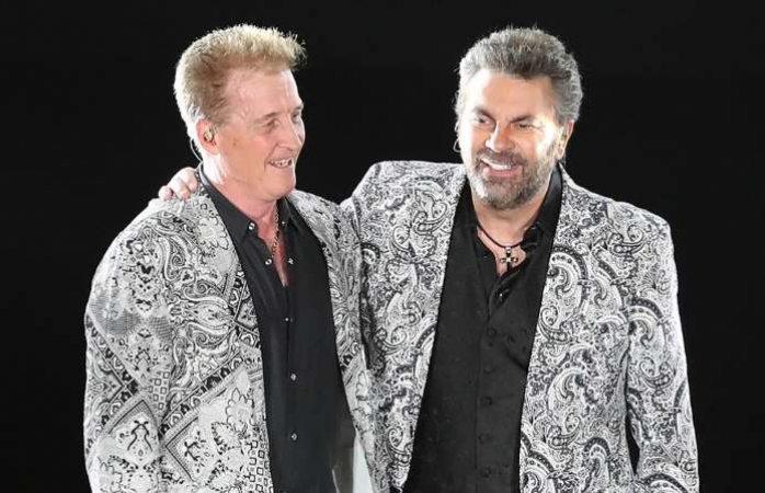 Donan Emmanuel y Mijares lo recaudado en concierto de Guadalajara