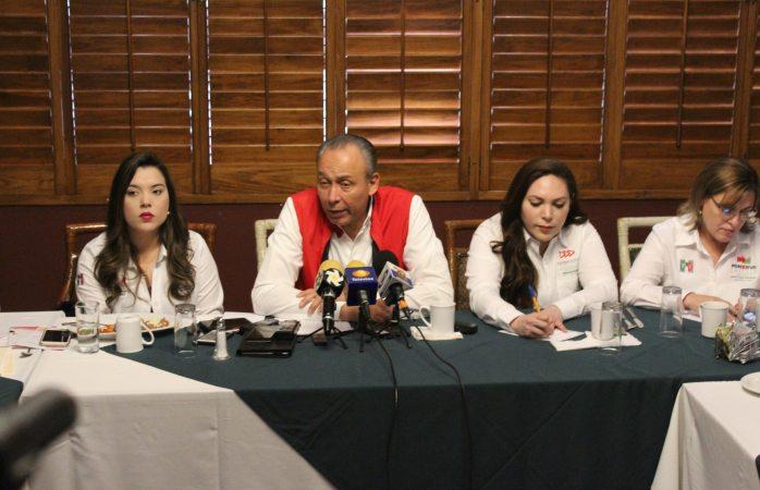 Afirma Reyes Baeza que será una campaña áspera