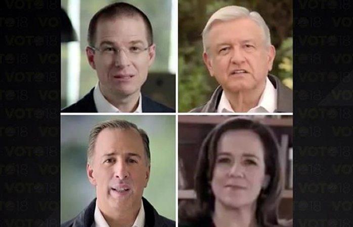 Candidatos presidenciales gastan 3 millones diarios en promedio: INE