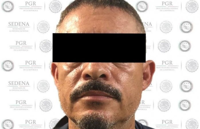 PGR detiene a compadre de 'El Mencho'