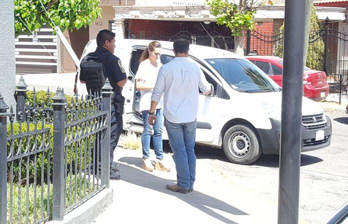 Le roban maletín con $25 mil en la Mirador