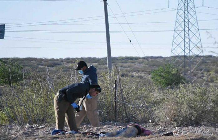 Asesinan a dos en Juárez