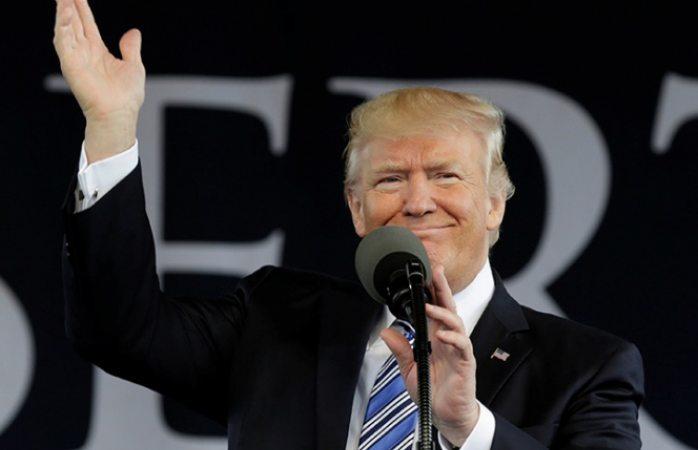 Un ataque perfectamente ejecutado: Trump