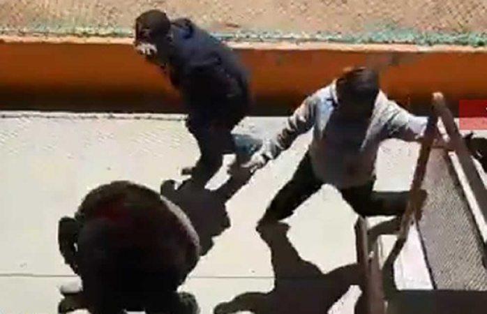 Ataque armado contra agentes en Cuauhtémoc