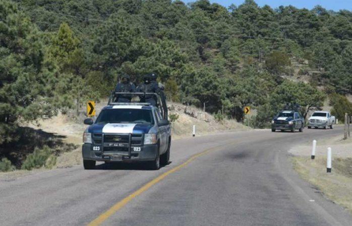 Muere agente en ataque armado en Creel