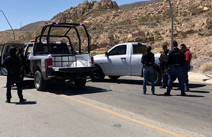 Lo bajan de auto y lo ejecutan en Juárez