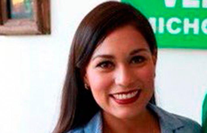 Detienen a una mujer por el homicidio de candidata del Pvem en Michoacán