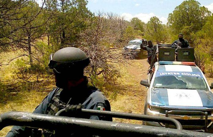 Planearon  ex militares ataque en Rubio