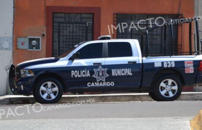 Detienen a mujer por agredir a su esposo en Camargo