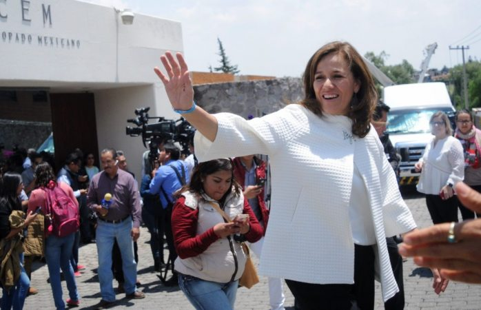 Margarita propone eliminar el ISR a quienes ganen menos de 15 mil pesos