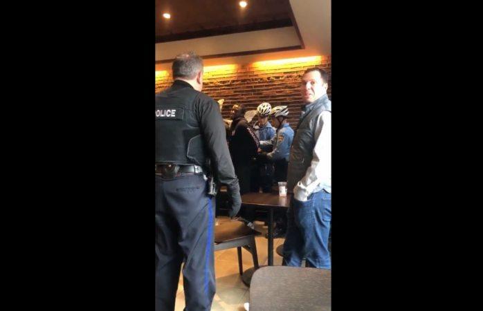 Starbucks, envuelta en un escándalo de discriminación