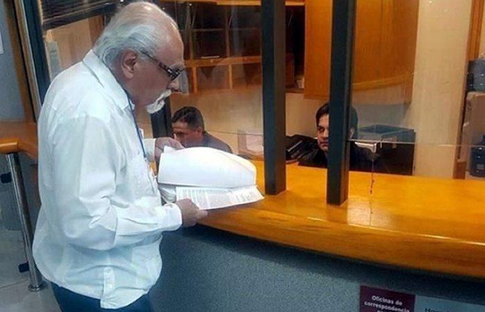 Concede juez suspensión provisional contra carpetazo de la PGR