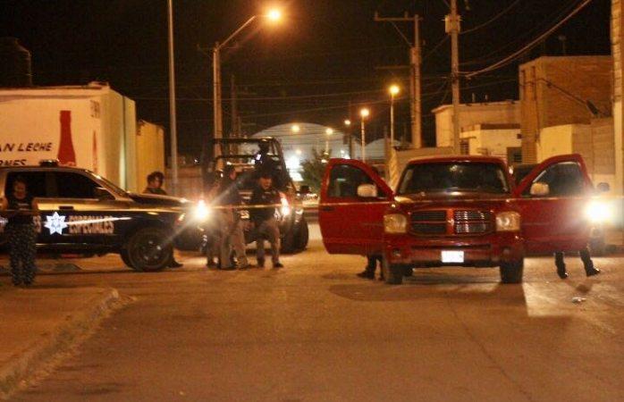 Localiza fiscalía vehículo de agresores a policías