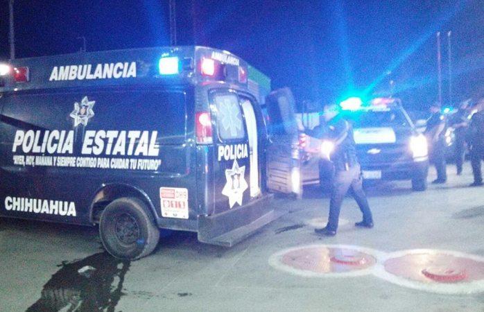 Segundo atentado en contra de estatales en Juárez
