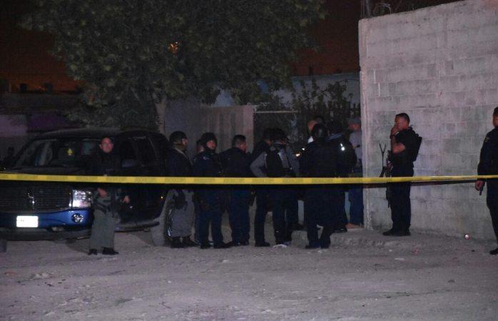 Dispararon por ventanas de la vivienda del policía estatal