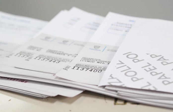 Realiza gobierno el pago a 287 docentes