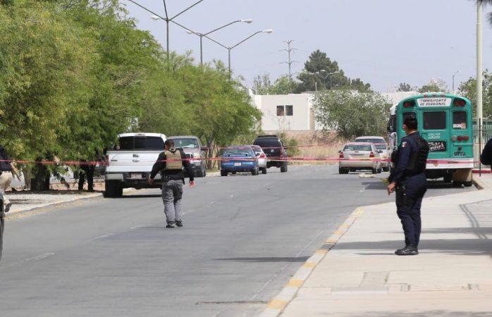 Ejecutan a uno a la salida de niños de colegio en Juárez