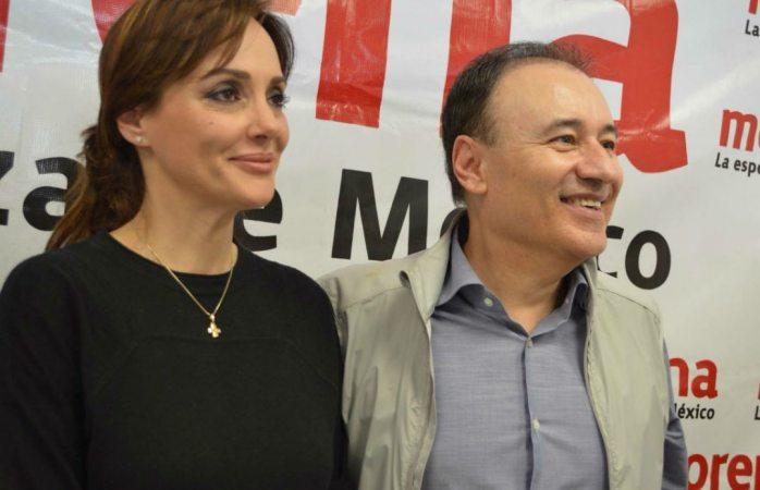 Alfonso Durazo niega compra de inmueble a hijo de El señor de los cielos