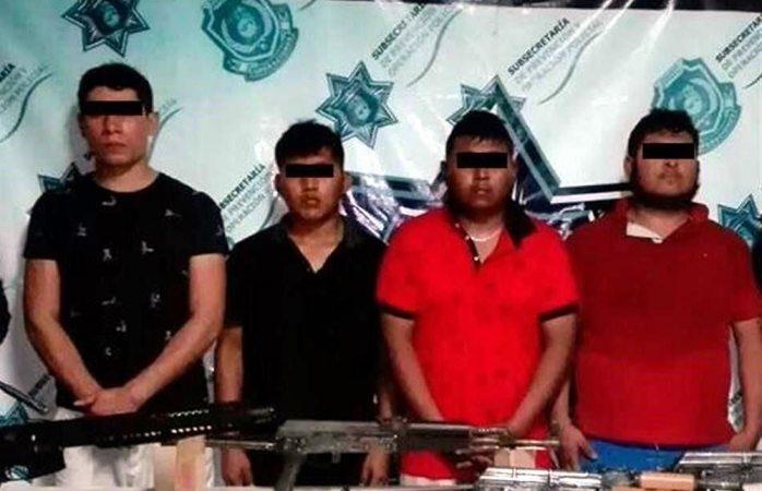 Capturan a 4 implicados en asesinato de policías en Guerrero