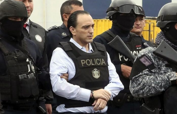 Mamá del ex gobernador Roberto Borge evita ser detenida