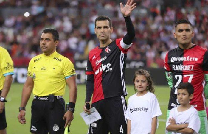 Vídeo: emotivo adiós del gran Rafa Márquez