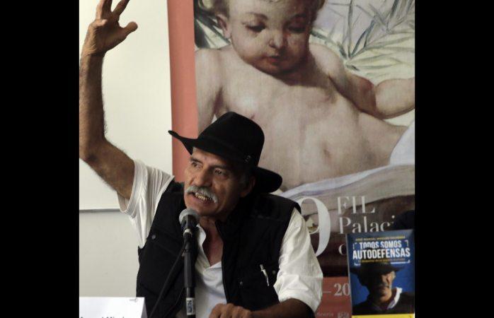 Morena lanza a Mireles para diputado en Michoacán