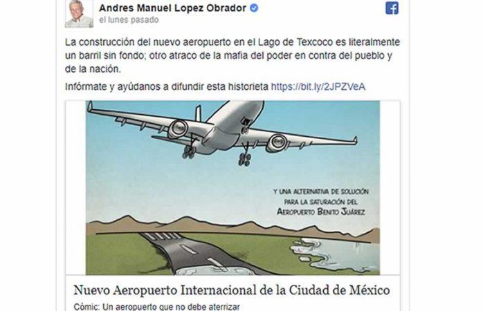 Vídeo: Publica en twitter CCE spot contra Amlo