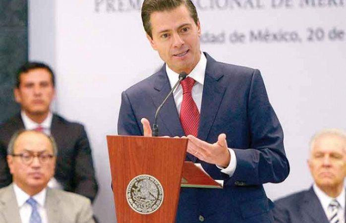 Peña Nieto reconoce que la seguridad sigue como uno de los mayores retos