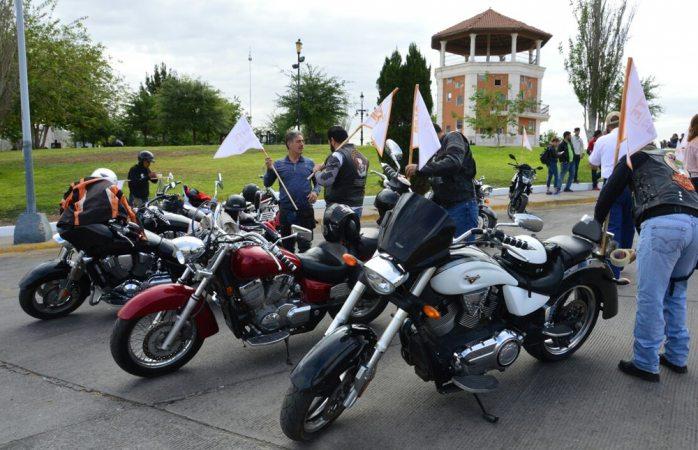 Se preparan bikers para rodada en apoyo a maestros