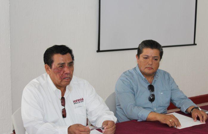 Se une a Morena secretario municipal de cultura en el PRI
