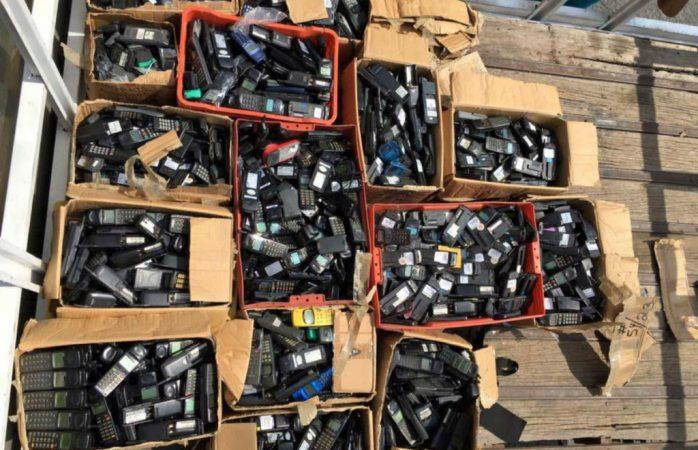 México, tercer país de América con más basura electrónica