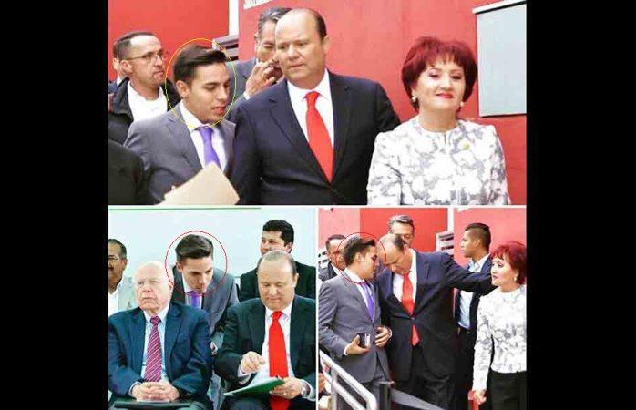 Detienen en Estados Unidos a ex secretario de César Duarte