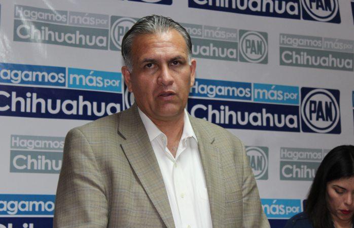 Alejandro Domínguez violó la constitución: PAN