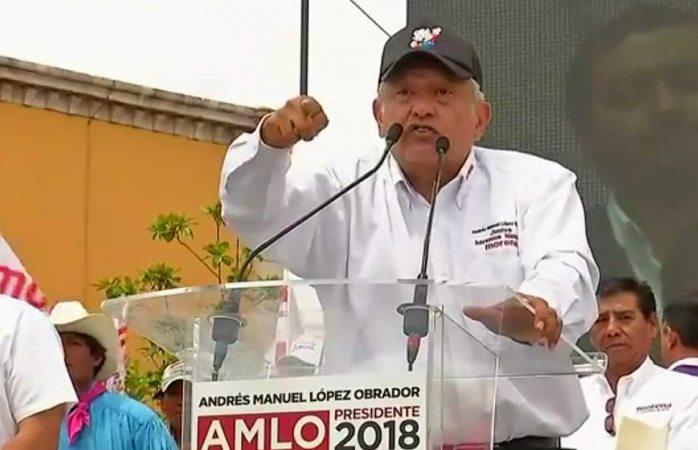 Es mucho pueblo el de Chihuahua para tan poco gobernador: Amlo