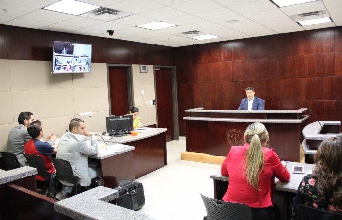A proceso penal, secretario particular de César Duarte