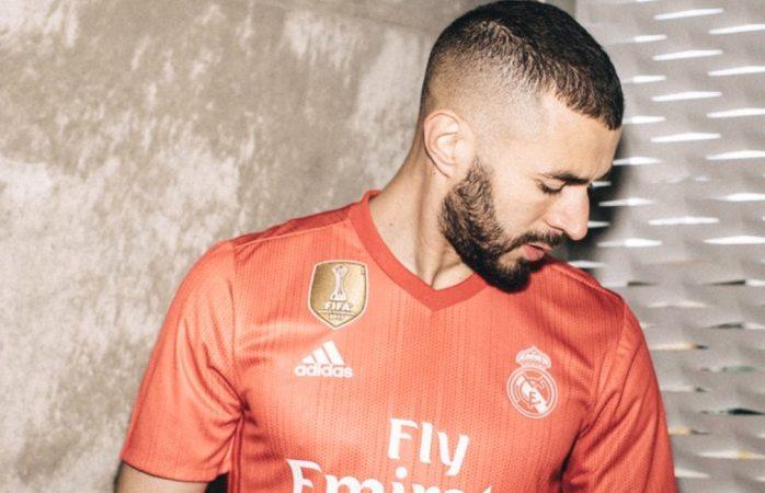 El tercer uniforme del Real Madrid será de plástico