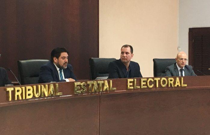 Declaran infundados juicios de diputaciones locales