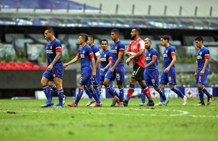 Regala Cruz Azul empate en copa por fallas de Allison